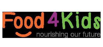 Food 4 KidsLogo